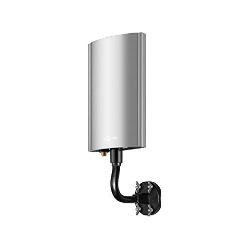 Goobay DOA 50 PS Aktive DVB TV-Außenantenne inkl. Netzteil