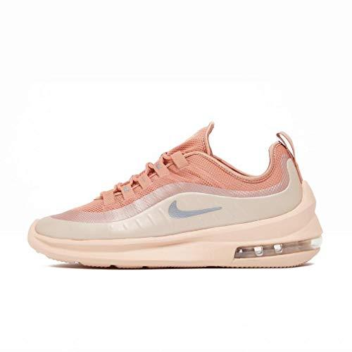 Nike Wmns Air MAX Axis, Zapatillas de Entrenamiento para Mujer, (Terra Blush/Mtlc Cool Grey/Bio Beige 201), 37.5 EU