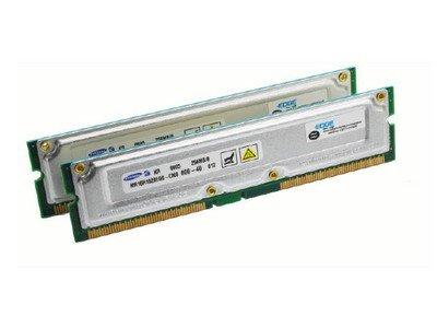 RDRAM (RAMBUS) - 512 MB - RIMM 184-PIN - 800 MHZ - NON ECC