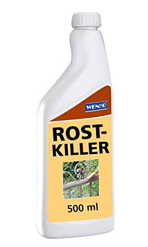 Wenko Rostkiller - Rostumwandler und Grundierung, 2 x 500 ml