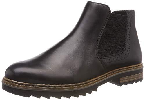 Bild von Rieker Damen X1484 Chelsea Boots