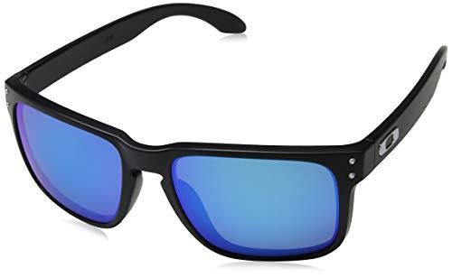 25e1b72f9c Oakley Holbrook 9102f0 Gafas de sol, Matte Black, 57 para Hombre