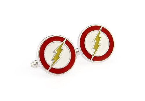Lightening The Flash Cufflinks by MBF