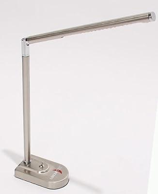 LED Tischlampe Lampe Schreibtischleuchte von Mendler - Lampenhans.de