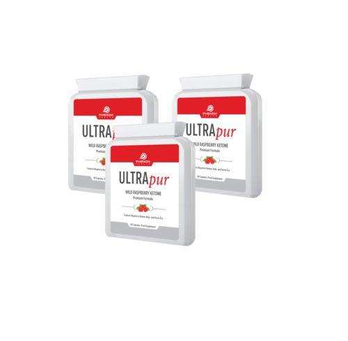 ultrapur Wild Raspberry Ketone (3x 60Kapseln)