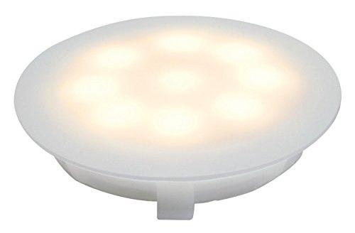 Paulmann 93700 sol encastrable, intégré, blanc