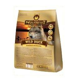 Wolfsblut Wild Duck Senior, 1er Pack (1 x 15 kg)