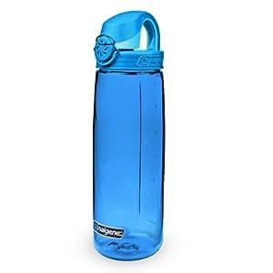 Nalgene Trink und Kunststoff flasche Everyday OTF, 0.65 Liter, Blau, 078905
