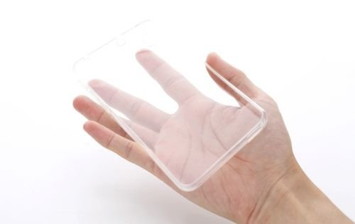 CLASSICO SOFT TRANSPARENT BACK CASE COVER FOR MICROMAX YU YUREKA Q 5510