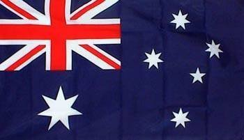 Fahne Australien 90x150 cm