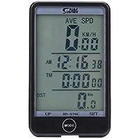 Gowind6 SUNDING SD-576C Wireless Bicycle Computer Touch Screen Bike Speedometer