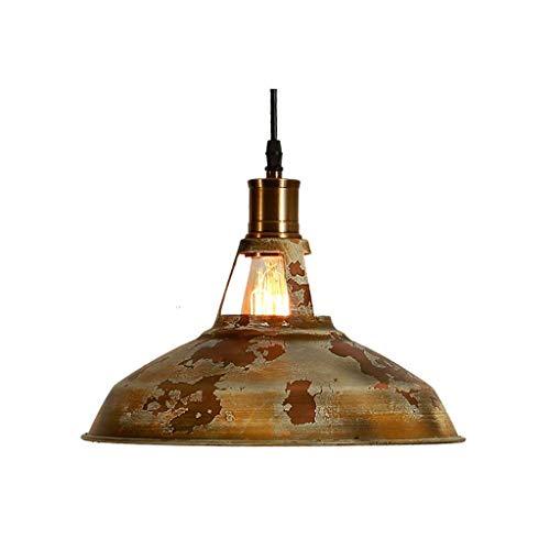 YIN YIN LEUCHTER Einseitige kreative nostalgische industrielle Art Retro- Eigenschaften schmiedeeiserne Leuchterwohnzimmer-Restaurantbüro-Stangenshop-Leuchte LAMPE -
