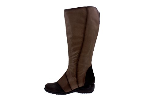 Scarpe donna comfort pelle Piesanto 3962 stivalli casual comfort larghezza speciale