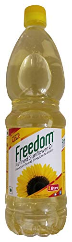 Freedom Refined Cooking Oil - Sunflower, 1L