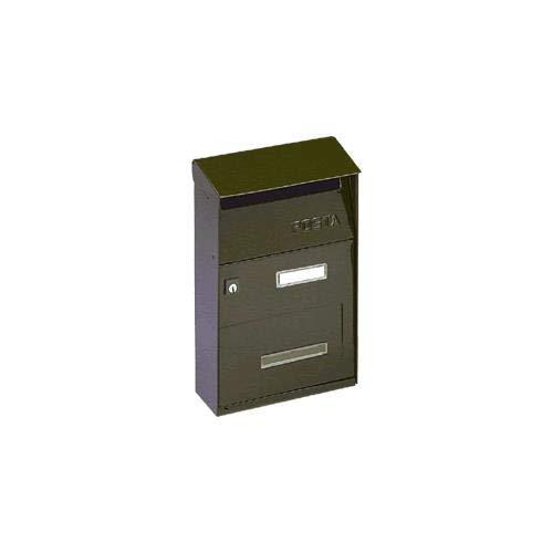 Alubox Kassette Postdienste und Tabellen ftvgh