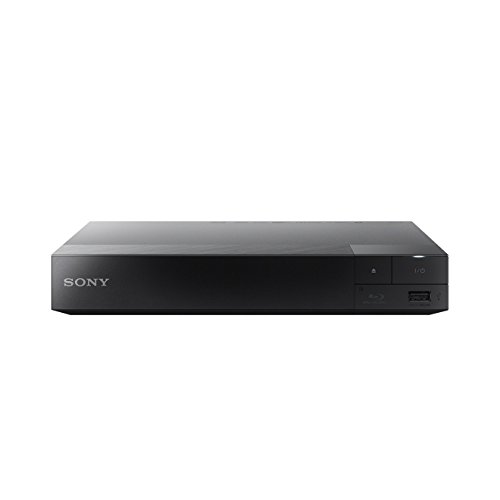 Sony BDP-S4500 Blu-ray Player (Super Quick Start, 3D und Sony Entertainment Network, 3D Upscaling) schwarz - Hdmi Dvd-player Sony