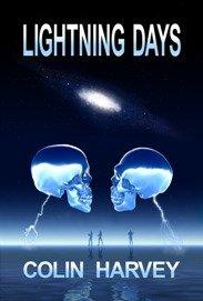 Lightning Days (English Edition) par [Harvey, Colin]