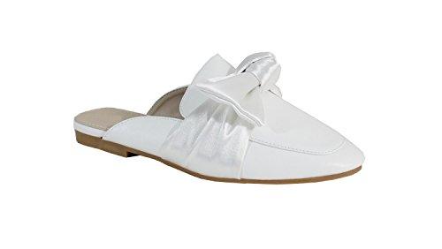 By Shoes - Damen Räumschuh Weiß