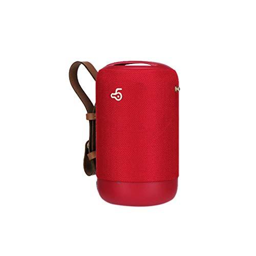 12shage Wasserdicht Bluetooth Lautsprecher Kabellose Portabler 12W Lautsprecher Box mit 20-Stunden Spielzeit & Dual-Treiber Wireless Speakers mit Mikrofon und Reinem Bass