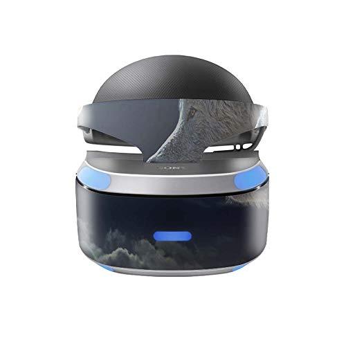 Sony Playstation 4 VR Skin Design Aufkleber Vinyl Schutzfolie Wölfe