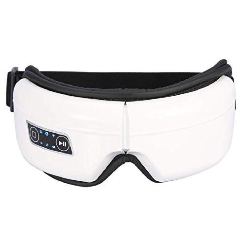 Elektrische Augenmassagegerät, Vibration Infrarot-Wärmetherapie Luftdruck Musik Eye SPA Brille Kopf Stressabbau Augenpflege Gerät