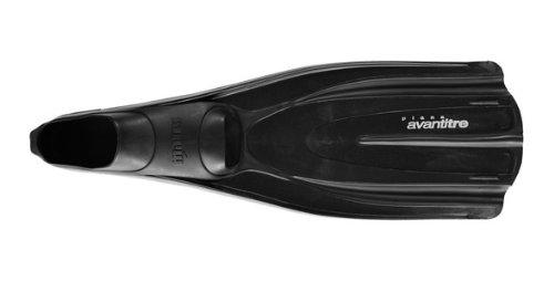 Mares Avanti Tre Palmes de plongée Noir Noir 42/43