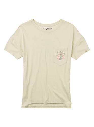 Burton Jagger Short Sleeve T-shirt Canvas