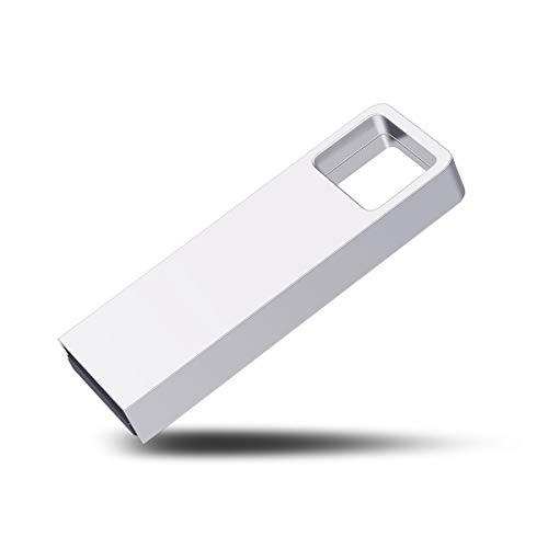 USB Stick,Kosiy Speicherstick 32GB Metall Memory Sticks USB-Flash-Laufwerk High Speed für