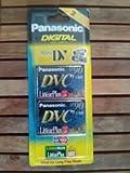 PANASONIC mini DV DVC 90 -