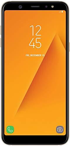 Samsung Galaxy A6 Plus (Gold, 4GB RAM, 64GB Storage) with Offers
