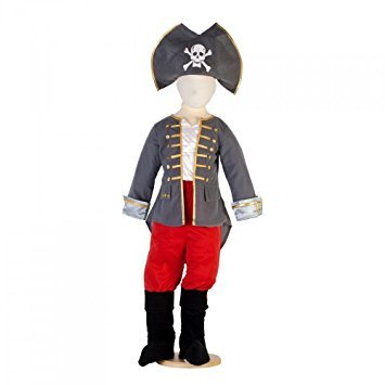 Costume Pirate Hat - Pirate Captain - Enfants Costume - Grand