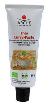 Arche Bio Thai Curry-Paste, 50 g