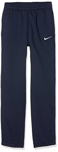 Nike Kinder Team Club Cuffed Pant Jogginghose Hose Team Club Cuff, Blau (Dark Blue), M (Hose Team Herren)