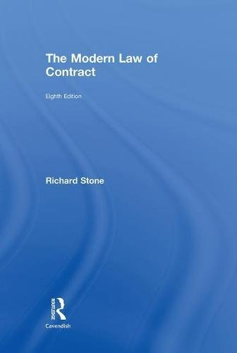 The Modern Law of Contract: Eighth Edition