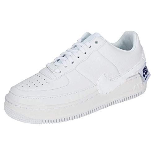 Nike W Af1 Jester XX, Scarpe da Basket Donna, Multicolore (Light Cream/Ghost Aqua/White 201), 40 EU