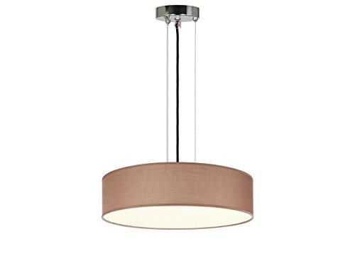 lustre-moderne-plastique-marron-couvercle-satine-oe-40-cm-ceiling-dream