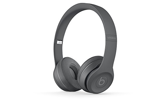 Beats Solo 3 Wireless Bluetooth Headphone (Asphalt Grey)