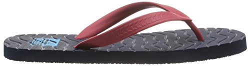 Reef Chipper, Tongs homme Multicolore (Blue/Red)