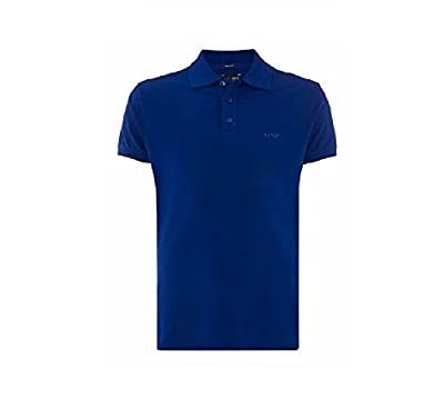 Armani Jeans Polo Shirt. Short Sleeve. Muscle Fit