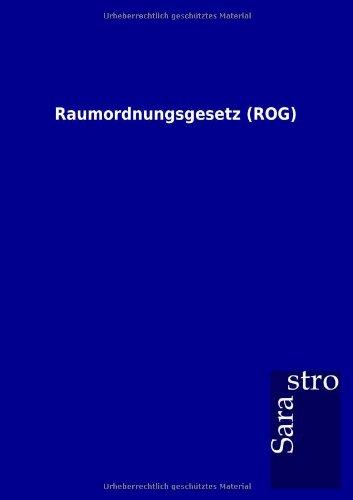 Raumordnungsgesetz (ROG)
