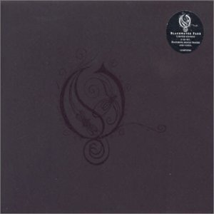 Black Water Park by Opeth (2001-08-02)
