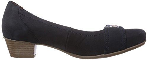 ara - Nancy, scarpe col tacco  da donna Blu(Blau (blau 02))