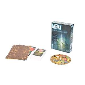 Devir-Exit 1 La cabaña abandonada, (BGEXIT1)