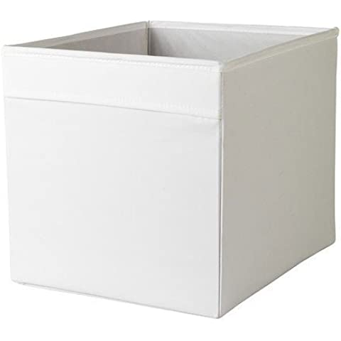 IKEA Dröna - Cajón para estante (33 x 38 x 33 cm, apto para las series Expedit, Besta, etc.), color blanco