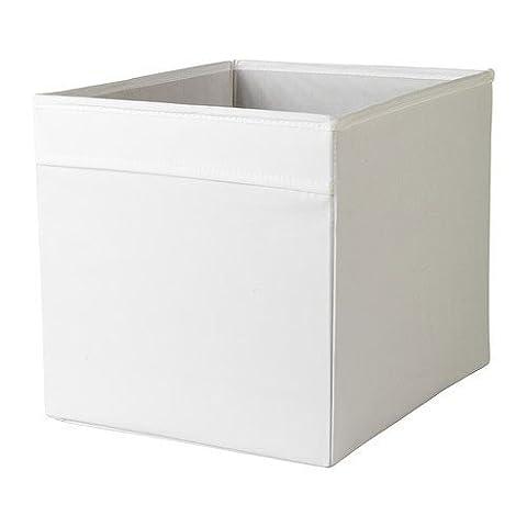IKEA DRÖNA Box für EXPEDIT Regal; in weiß (33cm x 38cm x 33cm)