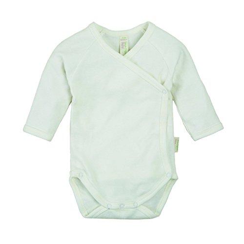Sense Organics Unisex Baby Ygon Basic Tie Ls Long Sleeve Bodysuit