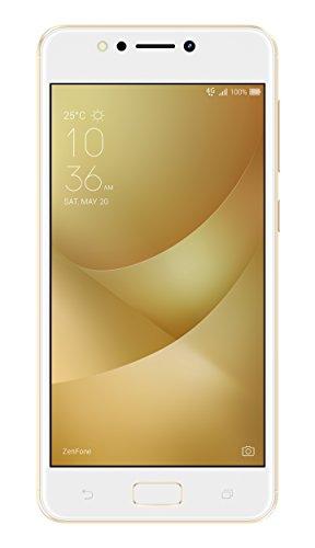 Asus Zenfone 4 Max ZC520KL Smartphone portable débloqué 4G (Ecran: 5,2 pouces - 32 Go - Double Nano-SIM - Android) Or