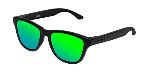 Hawkers Carbon Black Emerald One Kids,...