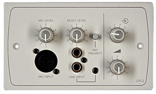 ACTIVE WALLPLATE, WHITE LM-2W By CLOUD -