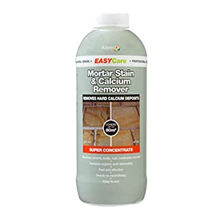 Mortar Stain and Calcium Remover 1 Ltr Conc.
